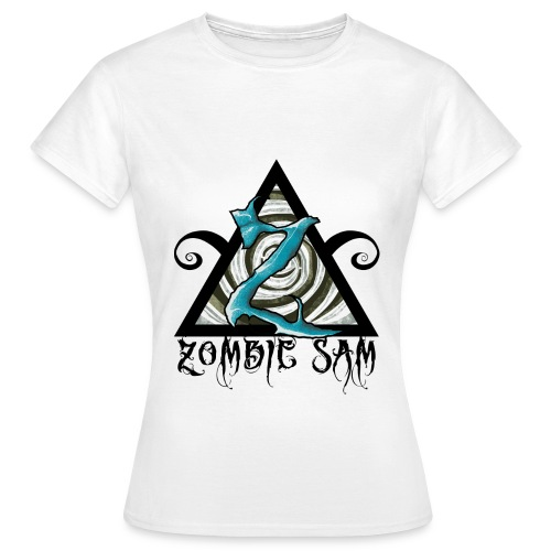 Zombie Blue - Women's T-Shirt