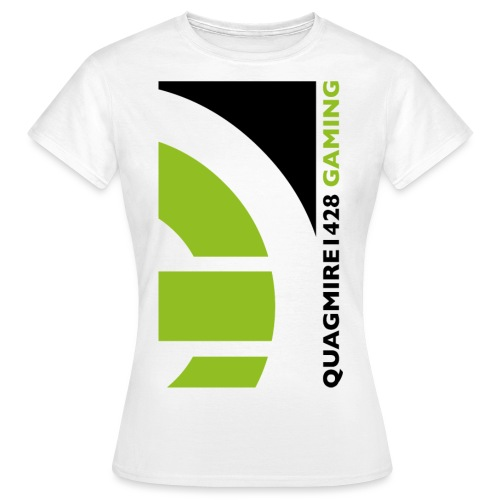 QUAG CROP 2 - Women's T-Shirt
