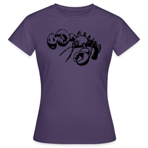 kraeftan ai - T-shirt dam