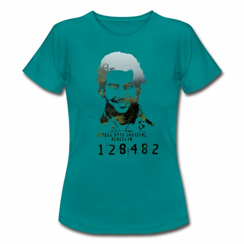 Pablo Escobar - Regenwald in Kolumbien - Frauen T-Shirt