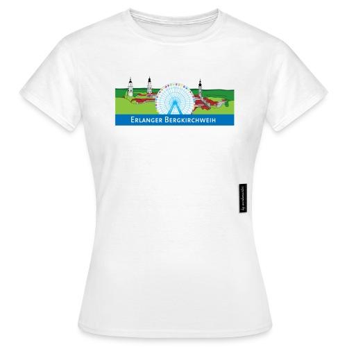 berch 2010 neu - Frauen T-Shirt