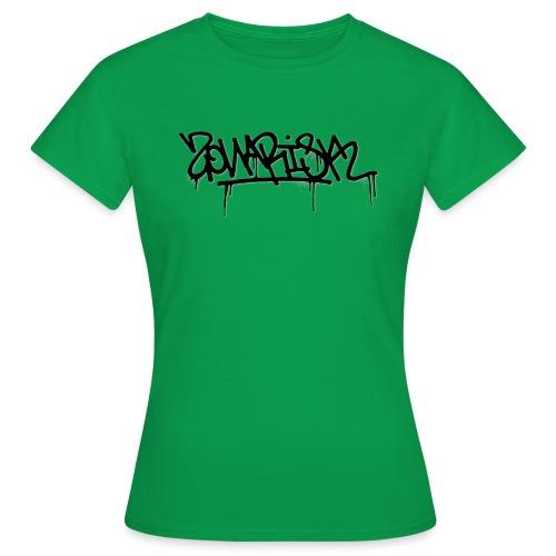 Zonarisk Logo Noir - T-shirt Femme