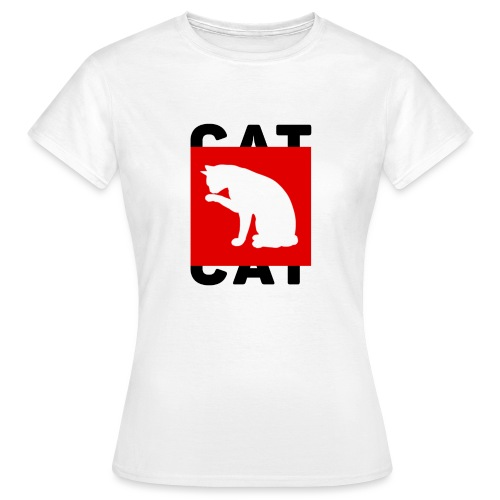 CAT - Vrouwen T-shirt