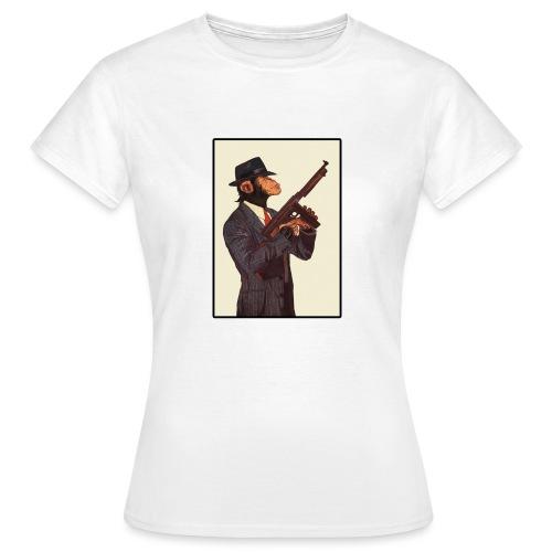 MAFIA MONKEY - Vrouwen T-shirt