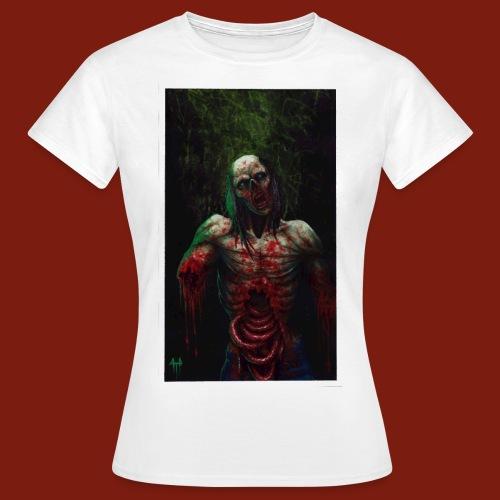Zombie's Guts - Women's T-Shirt