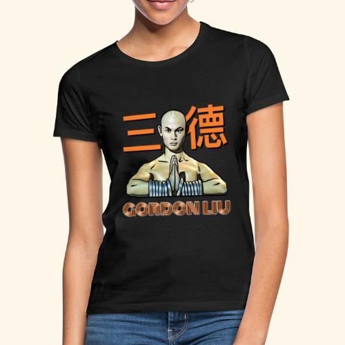 Gordon Liu - San Te Monk (Official) 6 dots - Vrouwen T-shirt