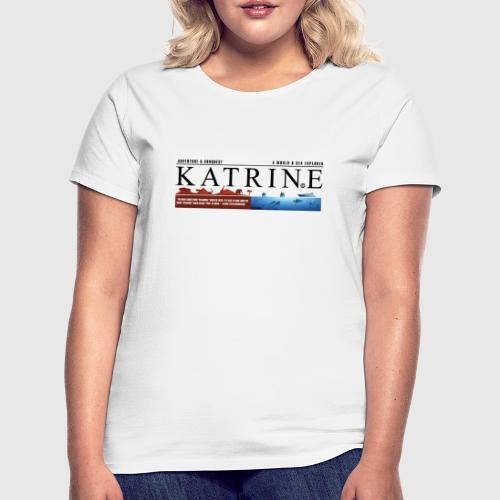 KATRINE - Dame-T-shirt
