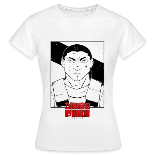 Dinosaur Punch : Eshyl - T-shirt Femme