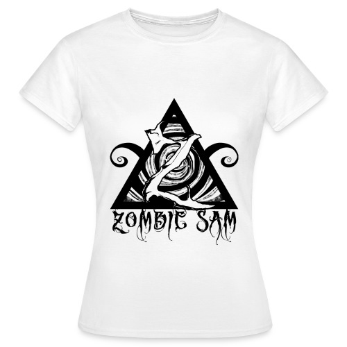 Zombie Black - Women's T-Shirt