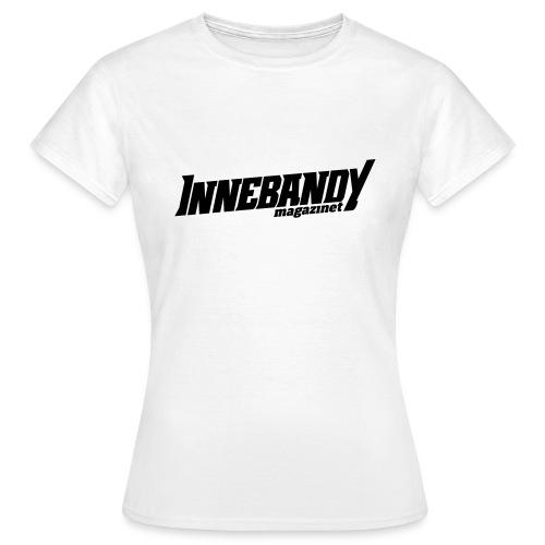 innebandymagazinet - T-shirt dam