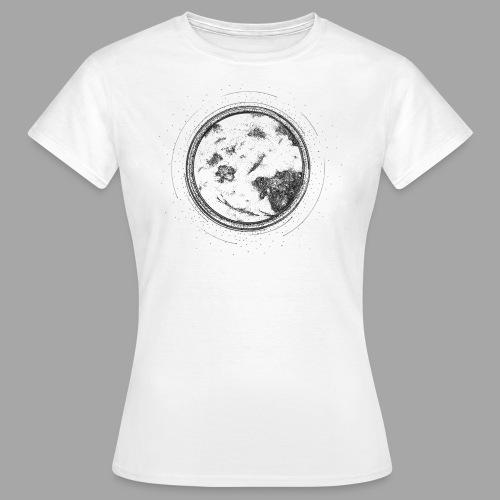 Pleine lune - La valse à mille points - T-shirt Femme