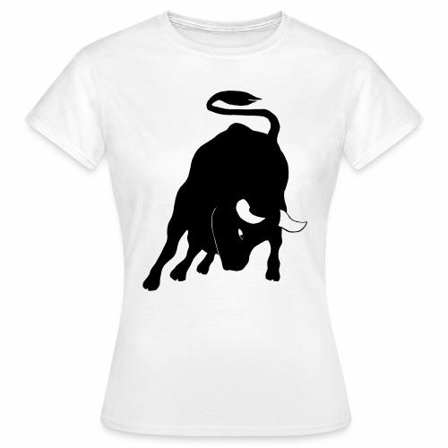 Stier - Frauen T-Shirt
