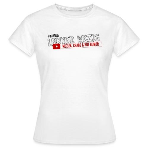 offstage - Vrouwen T-shirt