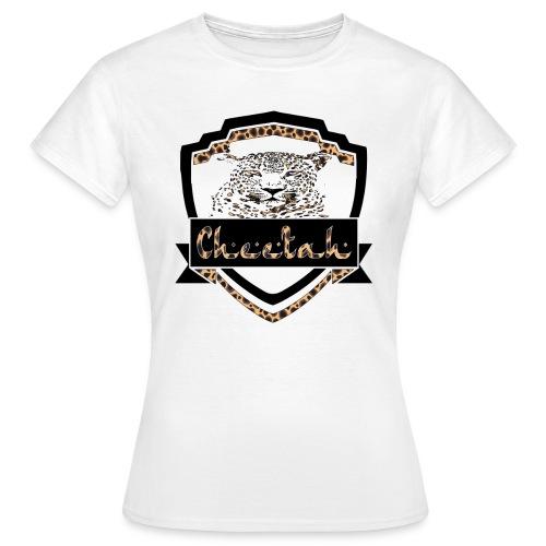 Cheetah Shield - Women's T-Shirt