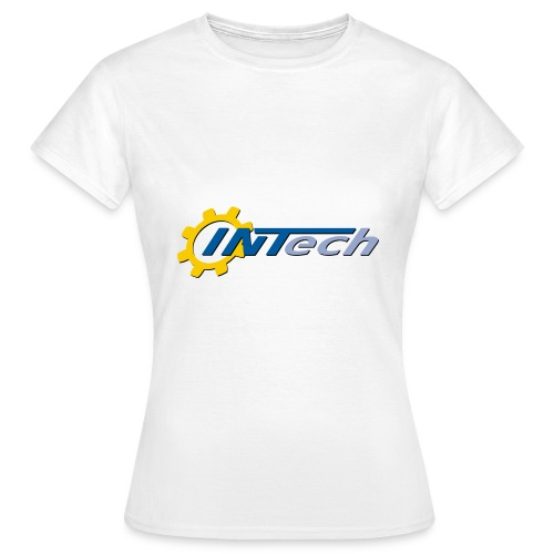 intech_logo - T-shirt Femme