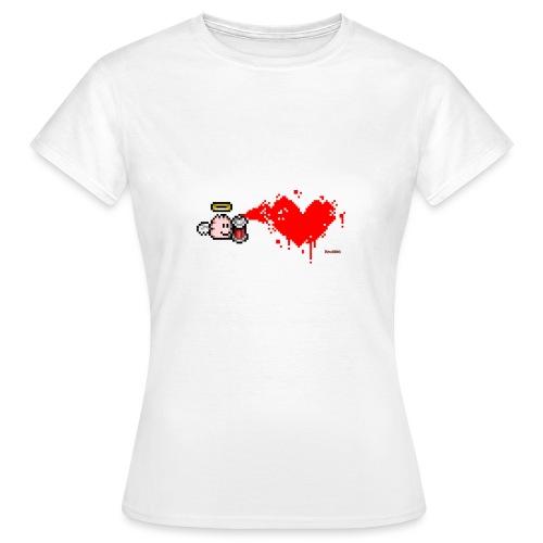 Graffiti Heart - Frauen T-Shirt