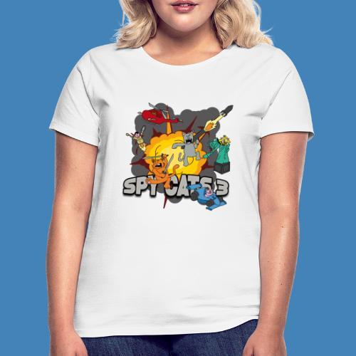 Spy Cats 3 - Vrouwen T-shirt
