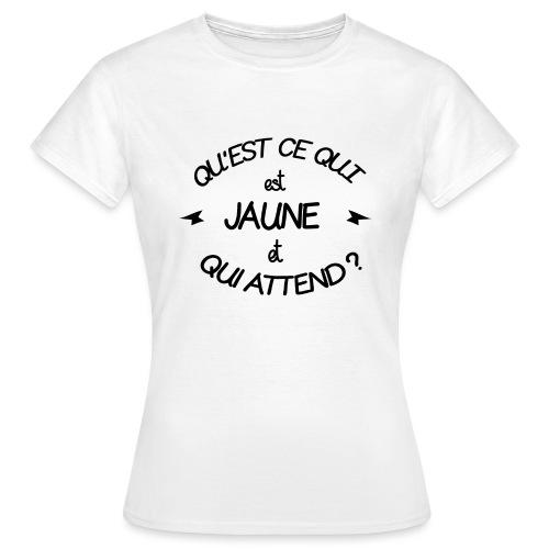 Edition Limitée Jonathan - T-shirt Femme