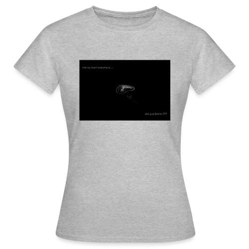 Lost Ma Heart - Women's T-Shirt