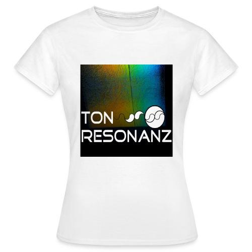 Ton Resonanz Logo - Frauen T-Shirt