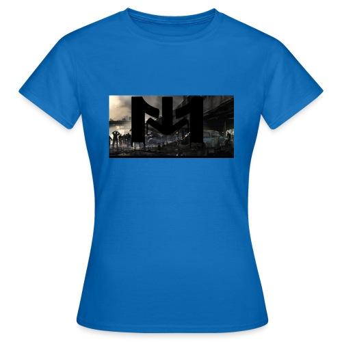 Mousta Zombie - T-shirt Femme