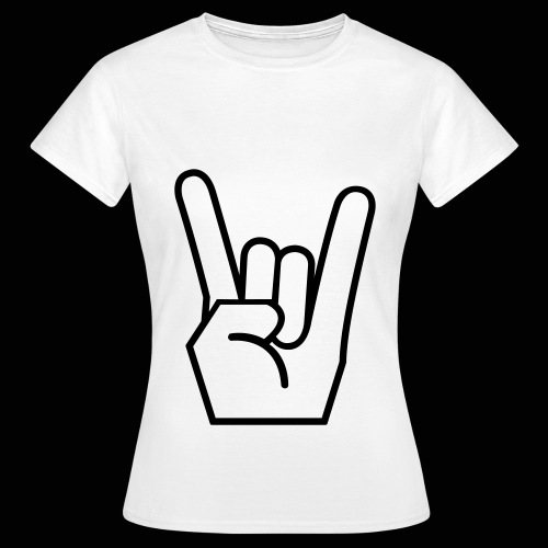 Rock on - Women's T-Shirt