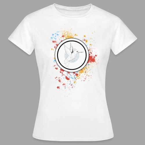 Ton âme qui veille - La valse à mille points - T-shirt Femme