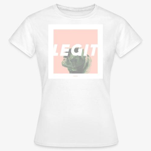 LEGIT #03 - Frauen T-Shirt