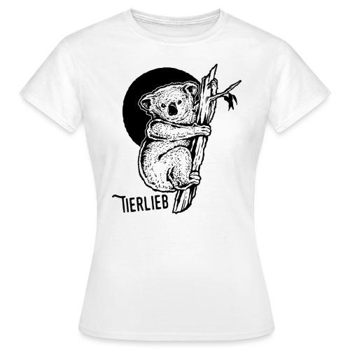 Lieber Koala - Frauen T-Shirt