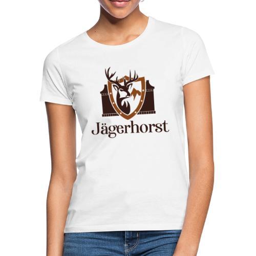 Jägerhorst Logo - Frauen T-Shirt