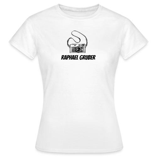 Kamera Design - Frauen T-Shirt