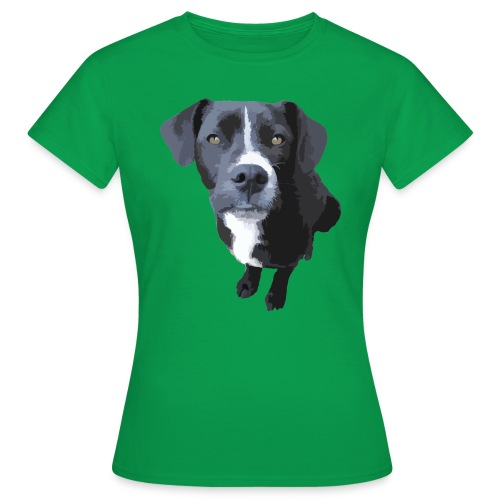 Johnny Staffy - Frauen T-Shirt