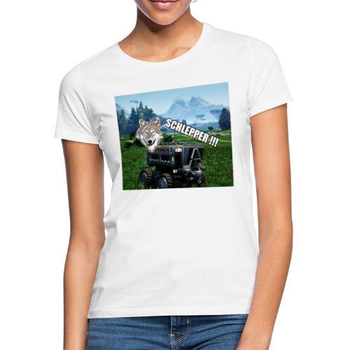 Schlepper Serie V1.1 - Frauen T-Shirt