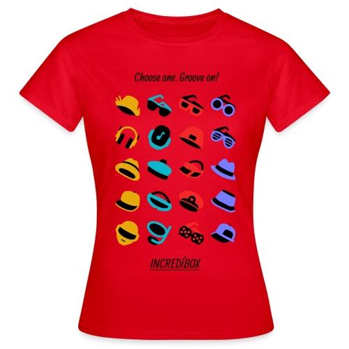 V4 ICONS - T-shirt Femme
