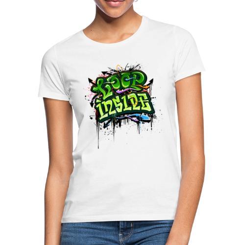Loop INSIDE 😎 - Frauen T-Shirt