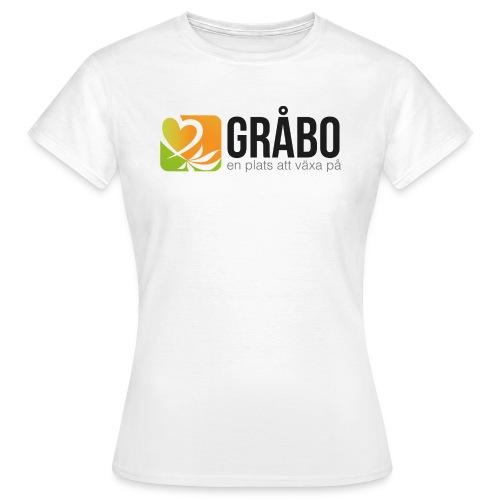 Gråbo En Plats Att Växa På FÄRG - T-shirt dam