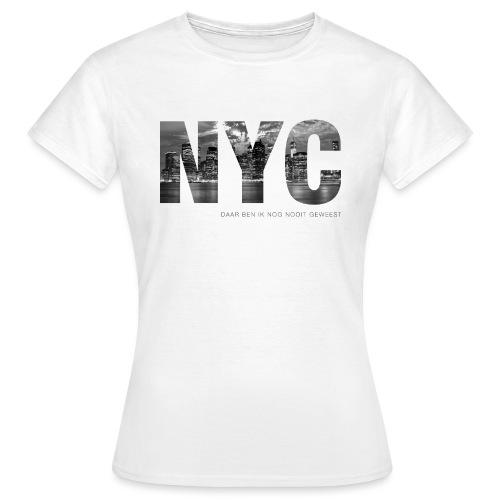 NYC - Vrouwen T-shirt