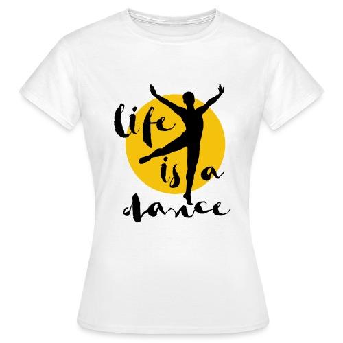Ballett Tänzer - Frauen T-Shirt