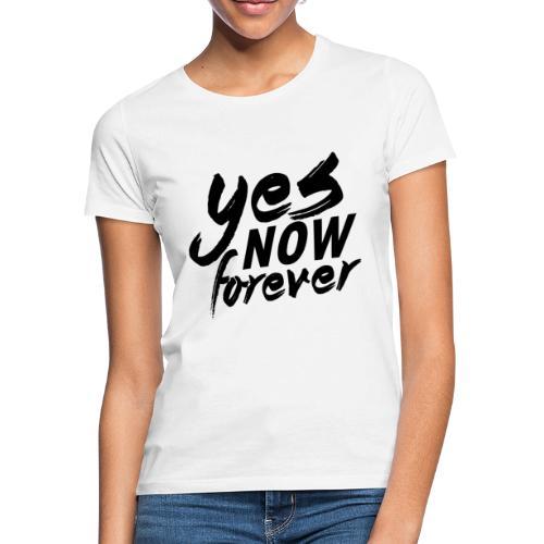 YNF - schwarz - Frauen T-Shirt