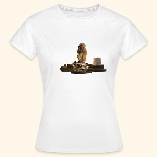 Booky - Frauen T-Shirt