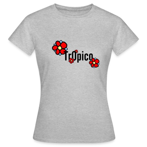 tr0pico - Vrouwen T-shirt