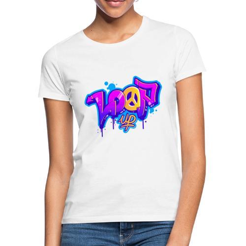 Look for Loop UP - Frauen T-Shirt