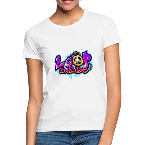 Loop Inside 3 - Frauen T-Shirt