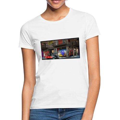 HALL OF FAME STREET ART - Camiseta mujer