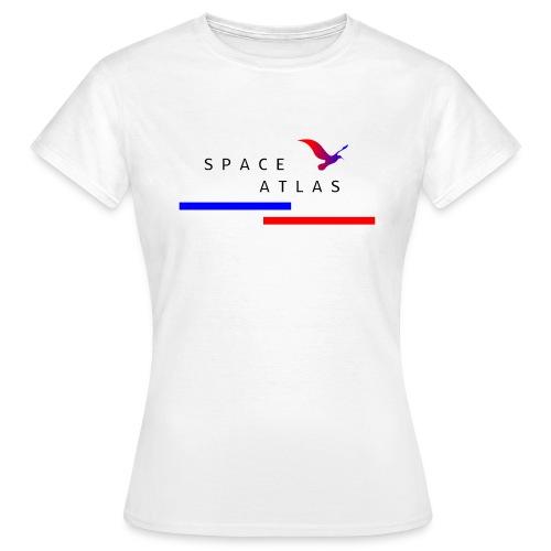 logo 20 - Dame-T-shirt