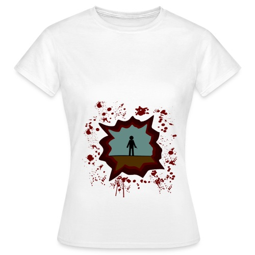 The shoot - Camiseta mujer
