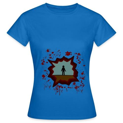 The shoot - Camiseta mujer