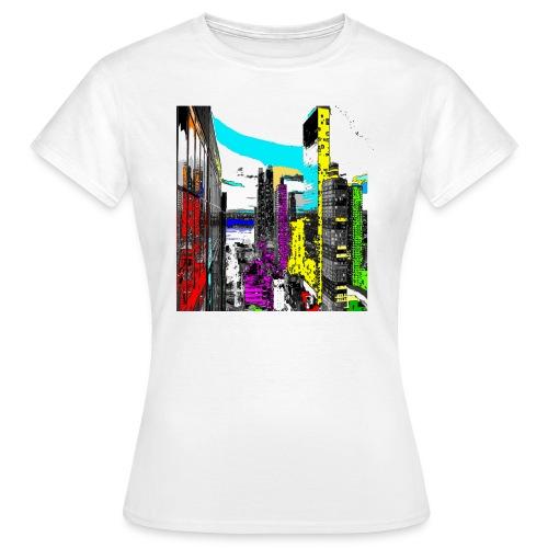 downtown 01a - Maglietta da donna