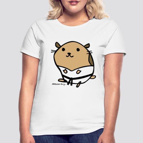 Hamster - Vrouwen T-shirt