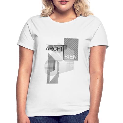 Architecture ARCHI BIEN - T-shirt Femme